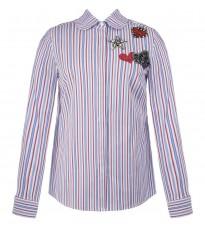 Стильная блуза с сеткой RINASCIMENTO 84635