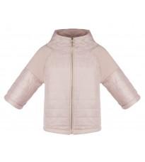 Розовая стеганная куртка RINASCIMENTO 85379
