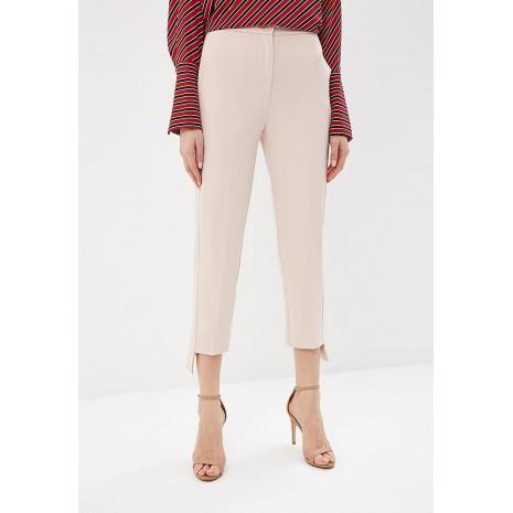 Розовые брюки с декором RINASCIMENTO 15677