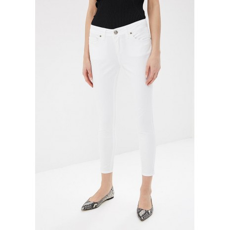 Белые узкие джинсы RINASCIMENTO 85866