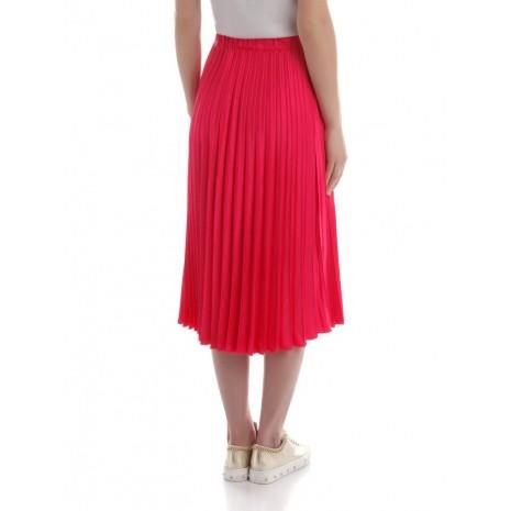 Яркая плиссированная юбка RINASCIMENTO 85621