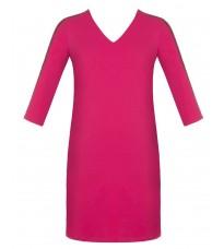Яркое прямое платье с декором RINASCIMENTO 85986