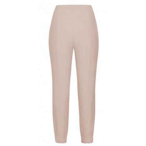 Розовые брюки на резинках RINASCIMENTO 86195