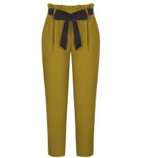 Яркие брюки с поясом RINASCIMENTO 87691