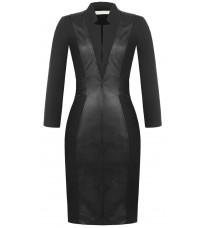 Стильное черное платье RINASCIMENTO 88970