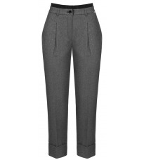 Стильные серые брюки RINASCIMENTO 89259