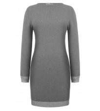 Базовое серое платье RINASCIMENTO 8929