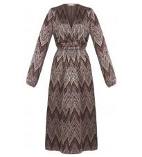 Стильное платье с принтом RINASCIMENTO 89660