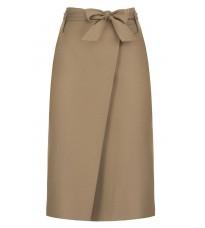 Бежевая юбка с запахом RINASCIMENTO 89779