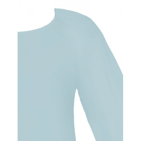 Голубая блуза RINASCIMENTO 15696