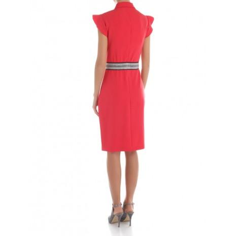 Яркое платье с блестящей вставкой RINASCIMENTO 85079