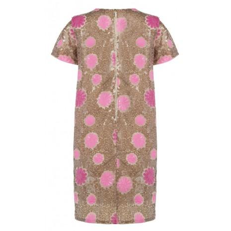 Яркое платье с пайетками RINASCIMENTO 85522