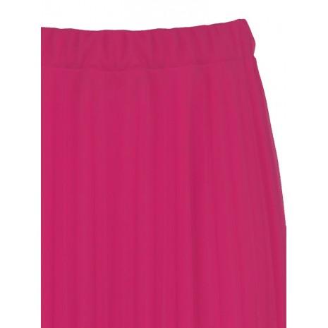 Яркая плиссированная юбка RINASCIMENTO 85545