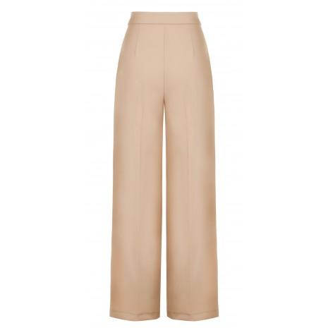 Розовые широкие брюки RINASCIMENTO 15676