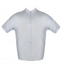 Голубая блуза на пуговицах RINASCIMENTO 85960