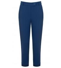 Синие укороченные брюки RINASCIMENTO 86176