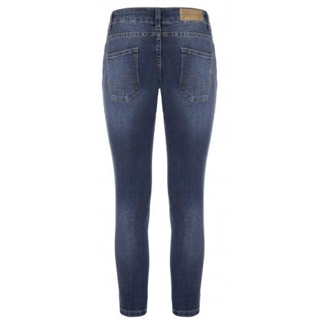 Синие узкие джинсы RINASCIMENTO 84662