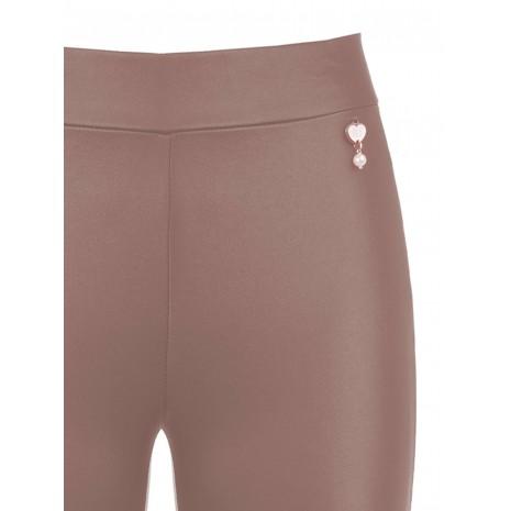 Розовые стильные леггинсы RINASCIMENTO 84840