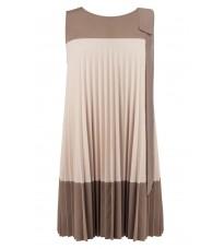 Платье с плиссировкой RINASCIMENTO 85562