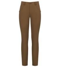 Коричневые зауженные брюки RINASCIMENTO 87993