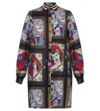 Блуза с ярким принтом RINASCIMENTO 88269