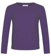 Фиолетовый укороченный джемпер RINASCIMENTO 8840