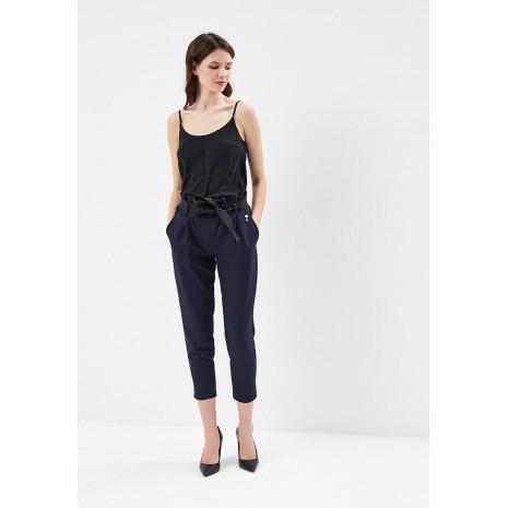 Розовые брюки с поясом RINASCIMENTO 84837