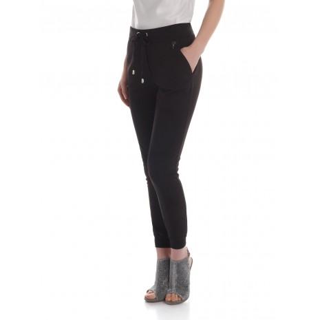 Бежевые свободные брюки RINASCIMENTO 84838