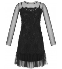 Черное платье RINASCIMENTO 16203