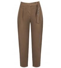 Коричневые брюки RINASCIMENTO 89566
