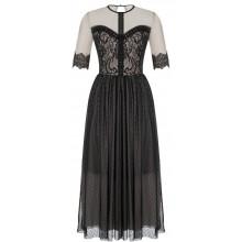 Платье с кружевом RINASCIMENTO 89990
