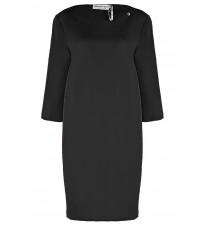 Черное прямое платье RINASCIMENTO 89150
