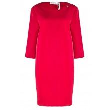 Красное прямое платье RINASCIMENTO 89150