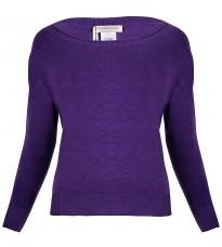 Фиолетовый джемпер RINASCIMENTO 8943