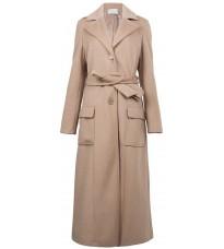 Бежевое пальто RINASCIMENTO 88655