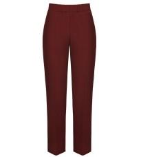 Красные прямые брюки RINASCIMENTO 91032