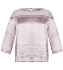 Розовый прямой джемпер RINASCIMENTO 9173
