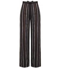 Прямые брюки с бежевыми полосками RINASCIMENTO 16363