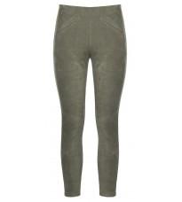 Укороченные зеленые брюки RINASCIMENTO 88343