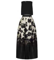Стильное платье с принтом RINASCIMENTO 91272