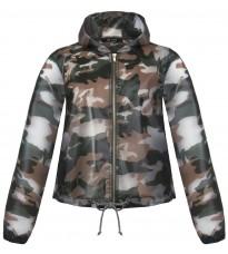 Куртка цвета хаки RINASCIMENTO 91403