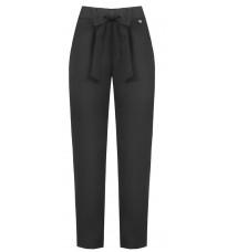 Черные брюки с бантом RINASCIMENTO 91500