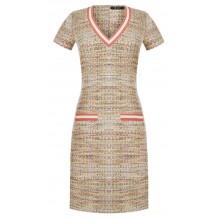 Платье с V-образным вырезом RINASCIMENTO 92005