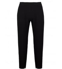 Черные брюки с лампасами RINASCIMENTO 91512