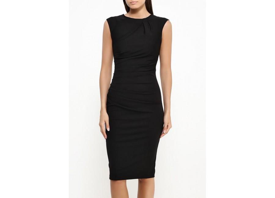 Платье черное rinascimento