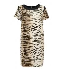 Платье с тигровым принтом RINASCIMENTO 75807