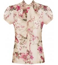 Блуза с цветочным принтом RINASCIMENTO 85950