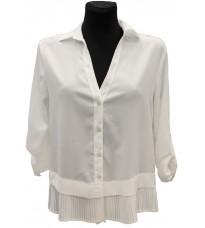 Свободная блуза с длинными рукавами RINASCIMENTO 72613