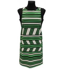 Платье с полосками и узорами RINASCIMENTO 72820