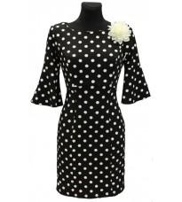 Платье RINASCIMENTO с расклешенными рукавами 13736